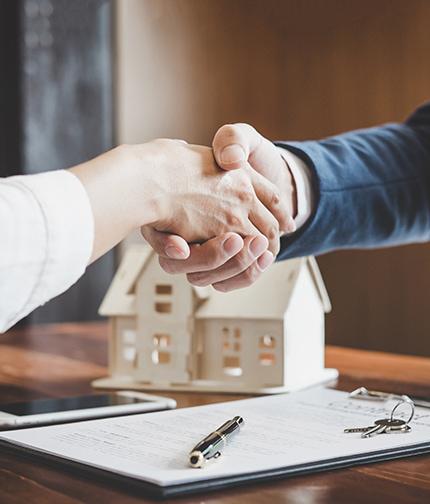 Scheidungsimmobilie verkaufen: Ein klarer Schnitt